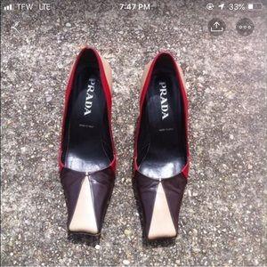 Prada Heels 👠